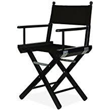 fauteuil realisateur fr chaise metteur en