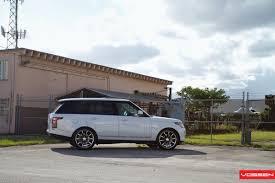 white range rover rims 2013 range rover hse riding on vossen u0027s concave 22 inch rims w video