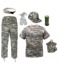 Military Halloween Costumes Kids Authentic Kids U0027 Army Halloween Costumes Army Surplus