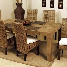 Wicker Dining Room Chairs Indoor Beautiful Wicker Room Chairs Home Design Toger In Chair W Rattan