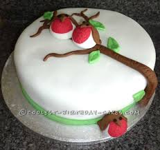 cool rockin u0027 robin christmas cake