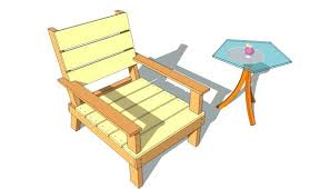 wooden lounge chair plans u2013 peerpower co