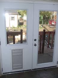 Exterior Pet Door 13 Breathtaking Doggie Doors For Doors Design Photograph