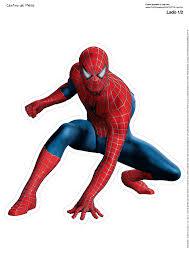 centro mesa homem aranha parte 1 spiderman superhero party