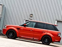 land rover metallic range rover sc kahn rs600 copper metallic autoevolution