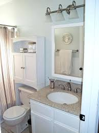small bathroom storage ideaslove lots of storage and over the