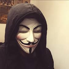 anonymous mask v for vendetta resin mask fawkes anonymous