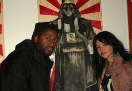 livingroom johnston throwback secret lives of samurais show brooklyn december 2008