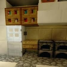 minecraft furniture kitchen how to build a kitchen in minecraft garno club
