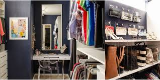 Closet Makeovers Highlights From One Room Challenge House Beautiful