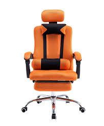 bungee twist orange desk chair desk chairs orange orange office