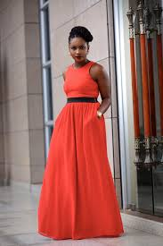styling kenyan when in doubt wear red style by silvia