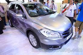 nepal new land rover maruti suzuki s cross 2015 nepal auto show live
