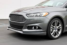 2013 ford fusion spoiler stillen 2013 2014 ford fusion front lip spoiler roof wing
