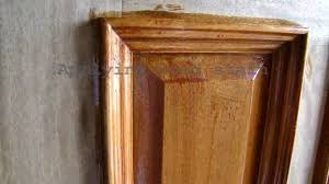 Refinish Wood Paneling Wood Door Refinishing Dallas Ft Worth Staining And Sealing