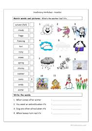 1651 free esl vocabulary worksheets