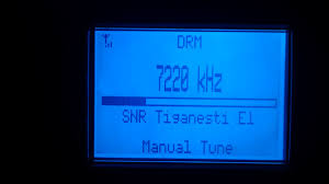 drm radio romania international in german 7220 khz youtube