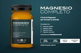 le proprietã magnesio supremo magnesio proprietà benefici fabbisogno giornaliero sale