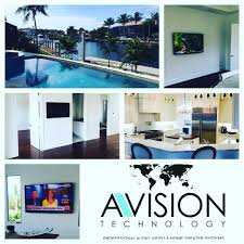 Home Theater Design Miami Avision Technology U2013 Professional Audio Video Automation U0026 Home