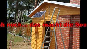 Gartenbank Selber Bauen Bauanleitung Gartensauna Selber Bauen Youtube