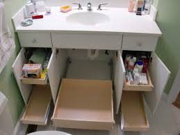 bathrooms design floor standing bathroom cabinets white corner