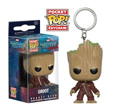 baby keychain baby groot keychain figure bobble doll guardians