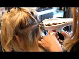 laser hair extensions hairdreams nano hair extensions carlsbad