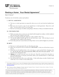 Rental House Lease Agreement Template 10 Best Images Of Lease Agreement For Renting A House House