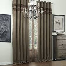 Front Door Side Curtains by Front Doors Compact Front Door Curtain Panel For Home Door Ideas