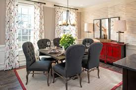 dining room curtains ideas drape the dining room basic guides and styles for gorgeous