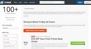 best site to find black friday deals 5 online sources for amazon promotional codes and coupons