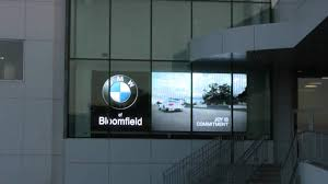bmw of bloomfield hd version bmw of bloomfield led display from skysight