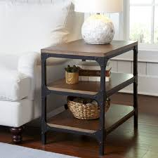 Chair Side Table Tanner Chairside Table U0026 Reviews Birch Lane