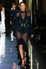 balmain spring 2017 menswear fashion show balmain spring and