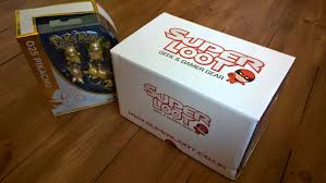 Monthly Clothing Subscription Boxes Super Loot Mystery Geek Box July 2017 Subscription Box Review