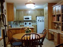 Hickory Kitchen Island Hickory Kitchens Old Cabinets