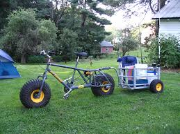 surf fishing cart bike trailer 10 steps with pictures