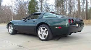 135059 1995 chevrolet corvette zr 1 youtube