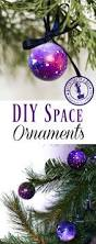 diy space christmas ornaments holiday traditions handmade