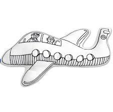 colour aeroplane craft kit birthday gift kitty kay u0027make