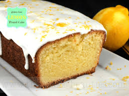 gluten free lemon pound cake faithfully gluten free