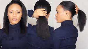 relaxed hair update from thin to less thin youtube