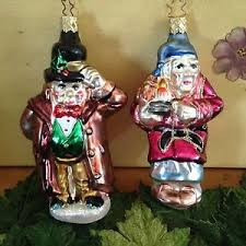 world inge ornaments carol dickens scrooge