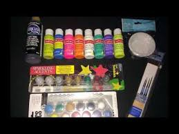 small haul michael u0027s acrylic paints etc youtube