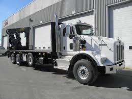 kenworth concrete truck sold 2013 kenworth t800 4 axle with heila hlr 55000 heavy