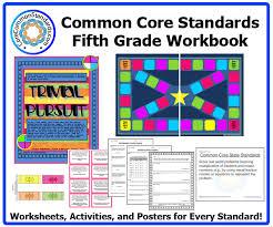 fifth grade common core workbook download