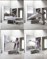 Sofa Murphy Beds by A Murphy Bed With A Sofa And Wall Having A Pull Out Desk