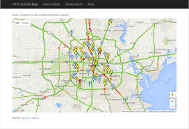 Houston Transtar Map Github D M Wilson Houstonincidents A Web Application For