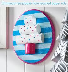 Christmas Crafts To Do With Toddlers - easy christmas crafts for kids tree plaque mod podge rocks