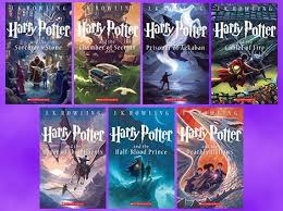 28 harry potter book covers images